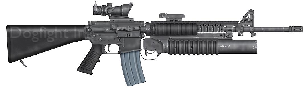 Las 10 mejores Armas del mundo